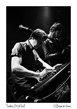 Tunnturi, Westtalent @ JH De Slekke, 24 oktober 2009